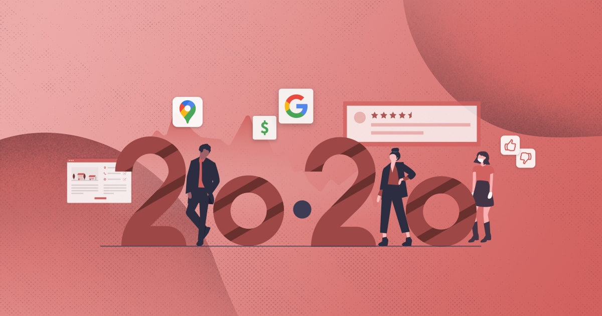The Year in Local Search - 2020