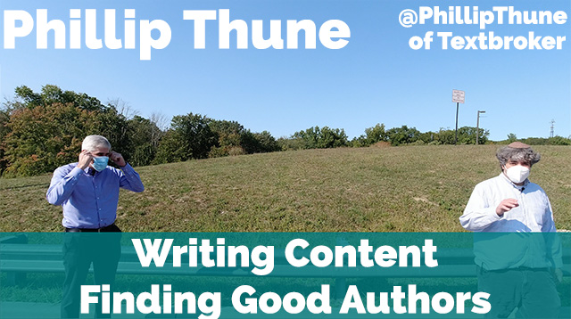 Vlog Episode #103: Phillip Thune On Writing Content, Finding The Right Author & Google Panda Penguin Shifts In Content